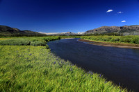 Along The Yellowstone River