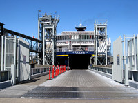 The Ferry At Bellingham, Washington